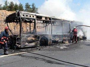 İşte o otobüste yananların kimlikleri