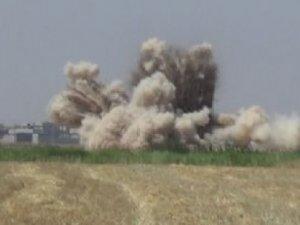 IŞİD Hz.Cercis türbesine saldırdı
