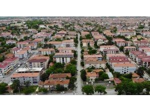 Erzincan'da 2021 Mayıs ayında 141 konut satıldı