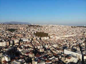 Samsun'da mayıs ayı konut satışları yüzde 36,5 artarak 1003 oldu