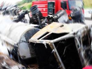 Sivas'ta trafik kazası: 2 ölü, 7 yaralı
