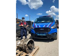 Çaldıkları malzemeyi satmaya çalışan 2 kişi yakalandı