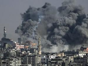 İsrail orayı da vurdu: Gazze elektriksiz