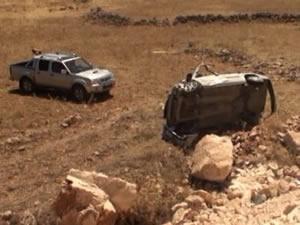 Midyat'ta kaza : 1 ölü, 3'ü ağır 6 yaralı