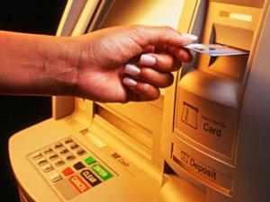 Bankaların ATM'sini kullanmadan 2 kere düşünün !