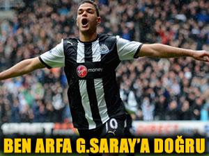 Galatasaray'da Ben Arfa sesleri!