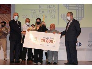 ATHİB 9. Dokuma Kumaş Tasarım Yarışmasında ödüller sahiplerini buldu