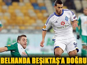 Beşiktaş Belhanda'ya talip!