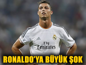 Ronaldo'ya dava şoku!
