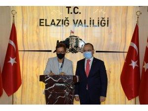 Bakan Yardımcısı Işıkgece Elazığ'da