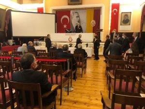 Galatasaray divan kurulu başkanlık seçiminde oy verme işlemi başladı