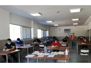 NTO yeterlilik sınavları devam ediyor