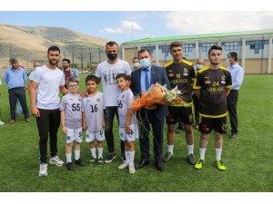 Kabakcı'dan Başkan Öztürk'e teşekkür ziyareti