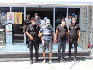 Didim'de 6 aranan şahıs yakalandı