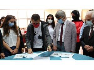"""DPÜ'de """"Dumansız Kampüs"""" projesi"""