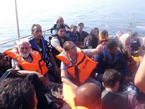 Kocaeli'de 102 kişi boğulmaktan kurtarıldı