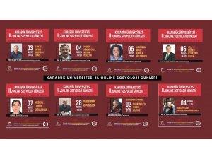 KBÜ'de Online Sosyoloji Seminerleri yoğun katılımla gerçekleştirildi
