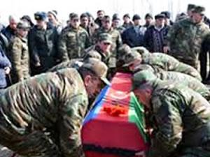 Ermenistan'da meydana gelen çatışmada 8 azeri askeri şehit oldu