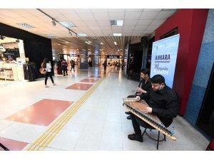 Müzisyenler 'Mutluluk Sahneleri'ne, Başkentliler müziğe kavuştu