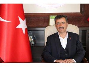 Uçhisar Belediye Başkanı Osman Süslü'den 'Babalar Günü' mesajı
