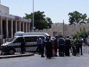 İsrail'in Mescid-i Aksa zulmü devam ediyor