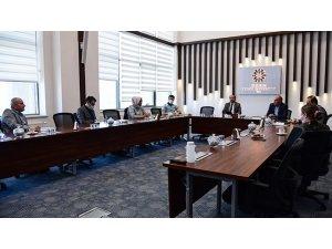 ETÜ ile ETSO Organize Sanayi Bölge sorunları için bir araya geldi