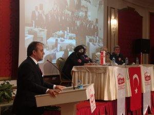 Taflan, Türkiye Tüm Emlak Müşavirleri Federasyonu'nda başkan yardımcılığına seçildi