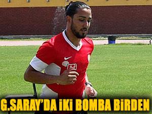 Galatasaray'dan iki bomba birden! Tarık Çamdal ve Mevlüt