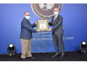 """Ulaştırma Bakanı Karaismailoğlu: """"Kur'an'dan beslenen fikir insanları öyle kolay yetişmiyor"""""""