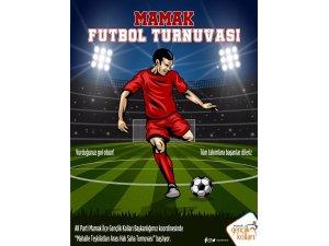 AK Parti Mamak İlçe Gençlik Kolları'ndan mahalle teşkilatları arası futbol turnuvası