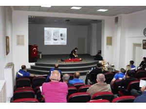 Kütahya'da cezaevi personeline ilkyardım eğitimi