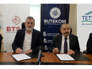 BTSO ve TETSİAD'dan stratejik ortaklık