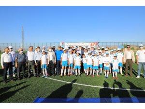 Battalgazili gençler sporla hayat buluyor