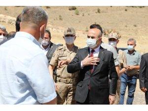 Mardin'de teröristlerin 34 yıl önce katlettiği 30 vatandaş anıldı