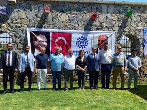 Memleket Partisi Kuşadası İlçe Başkanı Hasan Sargın oldu