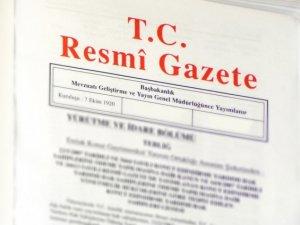YSK'nın öngördüğü yasaklar Resmi Gazete'de yayımlandı