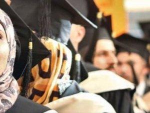 Filistinli gençlere ek kontenjan ve burs