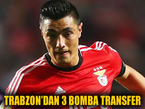 Trabzonspor'dan 3 bomba! KAP'a bildirdi