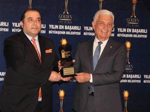 Muğla'ya 'Altın Kent' ödülü