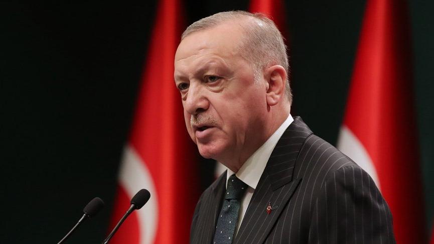 Erdoğan, sokağa çıkma kısıtlamalarının kaldırılacağı tarihi açıkladı