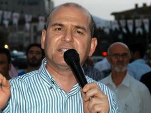 Soylu: Bahçeli, partisini CHP'ye metres yaptı