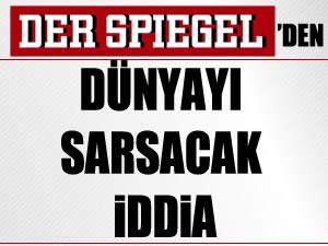 Alman Der Spiegel dergisinden dünyayı sarsacak iddia