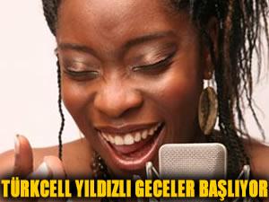 Turkcell Yıldızlı Geceler'de sürpriz isimler!