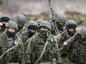 400 Ukrayna askeri Rusya'ya sığındı