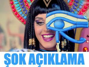 Katy Perry İlluminati'ye katılmak istediğini açıkladı