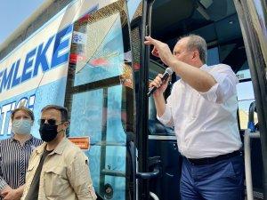 Muharrem İnce, CHP ve HDP'yi eleştirdi