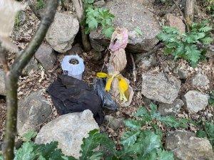 Muş'ta terör örgütü PKK'ya ait silah ve mühimmat ele geçirildi