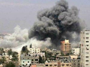 İsrail zırhlı araçları Gazze'ye girdi