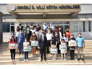 'Sağlıklı Nesil Sağlıklı Gelecek' yarışmasında kazananlar ödüllendirildi
