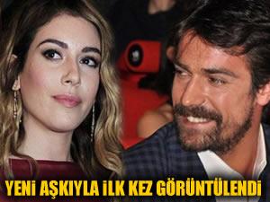 Sinem Kobal yeni aşkıyla ilk kez görüntülendi!